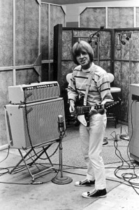 Brian Jones, the late guitarist and original founding member of The Rolling Stones  was an early inspiration to me. As young as age 7, I would copy the way he dressed and wore his hair. He is one of the main reasons I picked up the guitar.