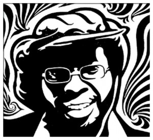 Curtis Mayfield continues to be an inspiration to so many people. His words help to lift people's spirits during troubled times and his guitar playing is very unique, melodic and beautiful. Bob Marley and Jimi Hendrix were both heavily influenced by him.