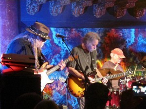 Papa Mali, Bob Weir and Bill Kreutzmann