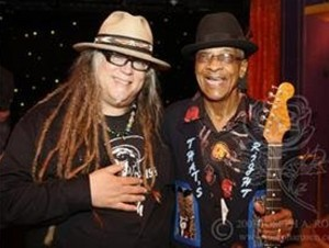 Papa Mali and Hubert Sumlin copy
